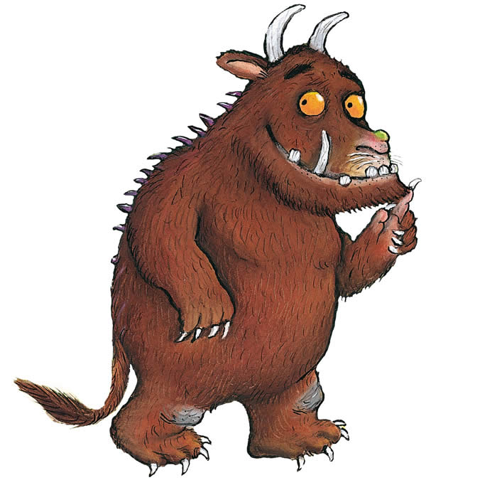 The Gruffalo at Just Imagine Children's Bookshop and Story Centre at 64 - 68 New London Road, Chelmsford