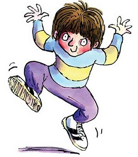 Horrid Henry in Chelmsford at Just Imagine Children's Book Shop and Story Centre